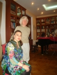 con Maestro Vasha Chachava