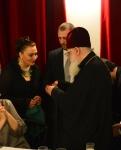 con Patriarca Ilia II_Premiazione_Concerto Parigi