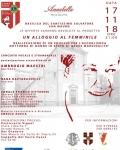 Locandina Concerto Pavia 17.11.2018